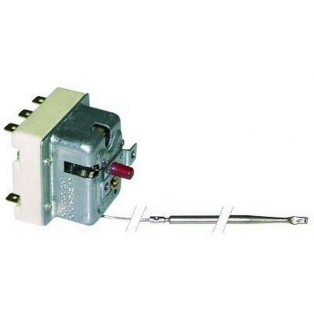 TIQ0060-THERMOSTAT 400V 10A TMAXI 420°C CAPILAIRE 900MM BULBE:310MM