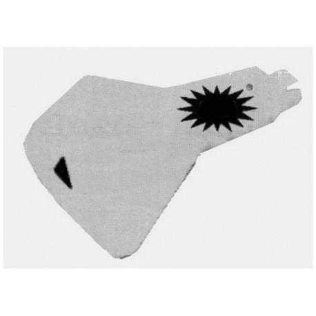 TPQ0569-BOUTON CHAUFFE-EAU ROCA
