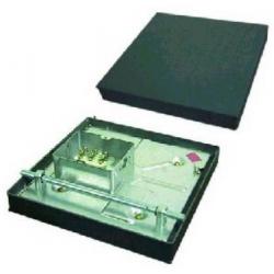 PLAQUE ELECTRIQUE BASCULANTE 300X300MM 2500W 230V
