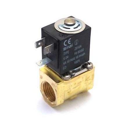 TIQ29-ELECTROVANNE SIRAI EAU 24V AC 50/60HZ ENTREE 1/2F SORTIE 1/2