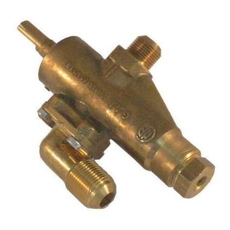 TIQ66691-ROBINET GAZ /PLUS FABRIQUE