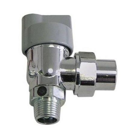 TIQ2247-ROBINET GAZ A BOISSEAU SPHERIQUE 1/2M TMINI -20°C TMAXI 80°C