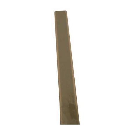 TIQ4715-BARRE DE POIGNEE TUBE PROFILE L:1000MM