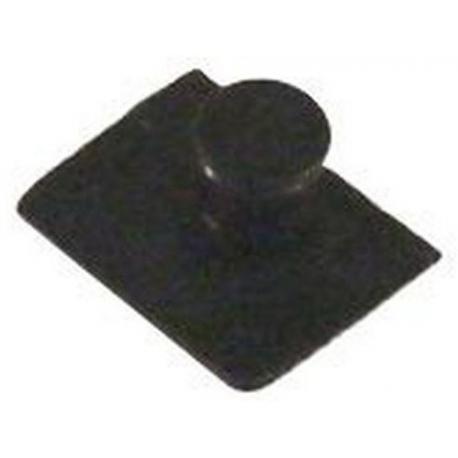 TIQ4800-PLAQUE COULISSANTE GAUCHE