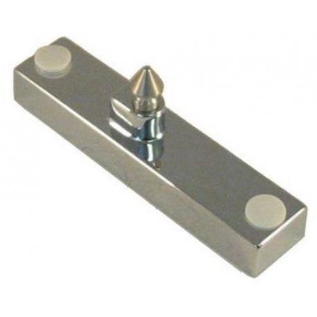 TIQ4914-LOQUET HAUT 105X23MM H14MM