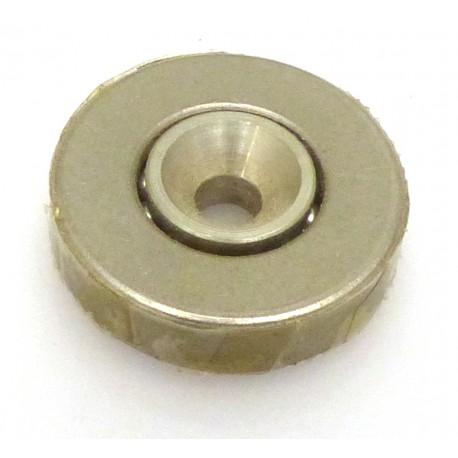 TIQ4054-ROULEMENT ACIER INOX. í33.3
