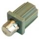 TIQ4436-PIED PLASTIQUE/ EMBOUT INOX