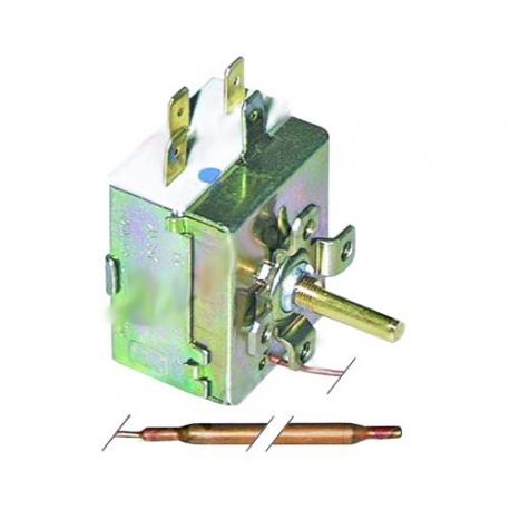 YQ776-THERMOSTAT 400V AC 2.5A TMINI 0°C TMAXI 210°C