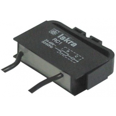 TIQ63530-CONDENSATEUR DE RELAIS 24V AC