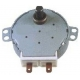 ZPQ7509-MOTEUR MICRO ONDE 5/6TRM AXE