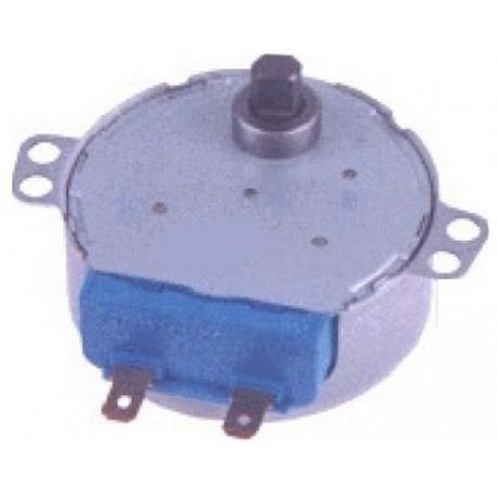 ZPQ7500-MOTEUR MICRO ONDE 4W 230V 50-60HZ 2.5-3T/M
