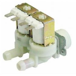 ELECTROVANNE 2VOIES 8W 220-240V AC 50-60HZ ENTREE 3/4M SORTI