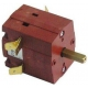 TIQ8960-COMMUTATEUR ROTATIF 2 0-1 2 TYPE CS20-00063 690V 25A