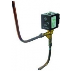 ELECTROVANNE GAZ CHAUD COMPLET