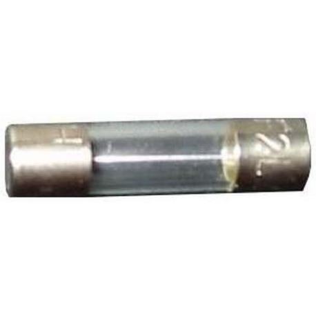 TIQ8237-LOT 10 FUSIBLES 5X20 4A 250V