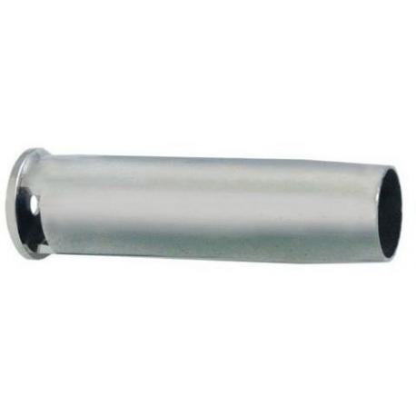 PEQ762-TROP PLEIN INOX L130MM