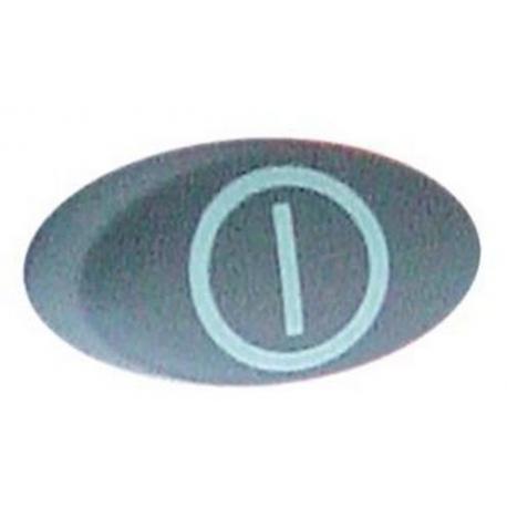 QUQ7580-TOUCHE ON-OFF ORIGINE DIHR