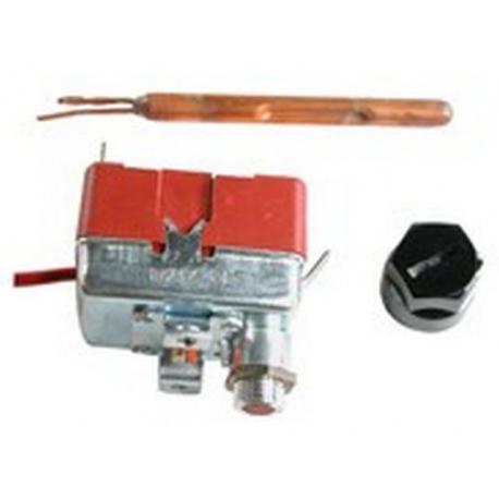 QUQ7594-THERMOSTAT DE SECURITE TYPE LS180335 250V AC 16A TMINI 90°C