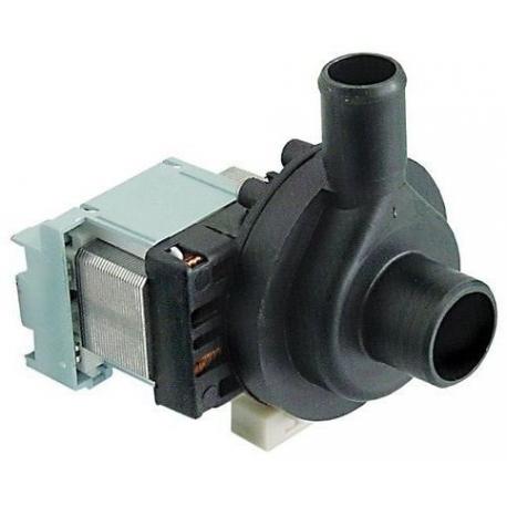 QUQ397-POMPE VIDANGE PLASET 59491 22W 0.03HP 220/240V AC 50HZ