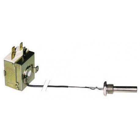 RQ612-THERMOSTAT FIXATION EN 3/8 250V 16A TMAXI 55°C CAPILAIRE 600