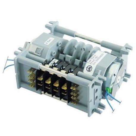 STQ184-PROGRAMMATEUR 4 CAMES 230V