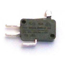 MICRO-RUPTEUR AVEC LEVIER 22MM ET GALET 250V 16A