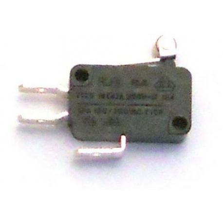 TIQ665526-MICRO-RUPTEUR AVEC LEVIER 22MM ET GALET 250V 16A