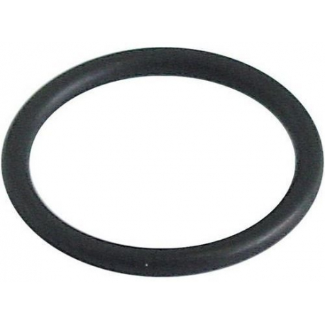 TIQ087812-JOINT TORIQUE SILICONE 3.53X11