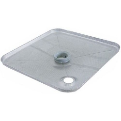 FILTRE PLAT INOX 485X495MM