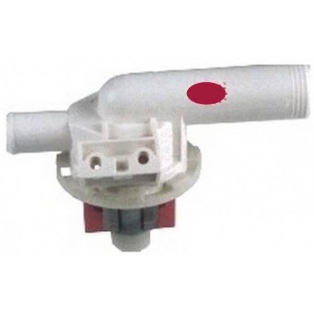 ZPQ8993-POMPE VIDANGE ROMMER COPRECI 1AEBS2556-3400 30W 220/240V