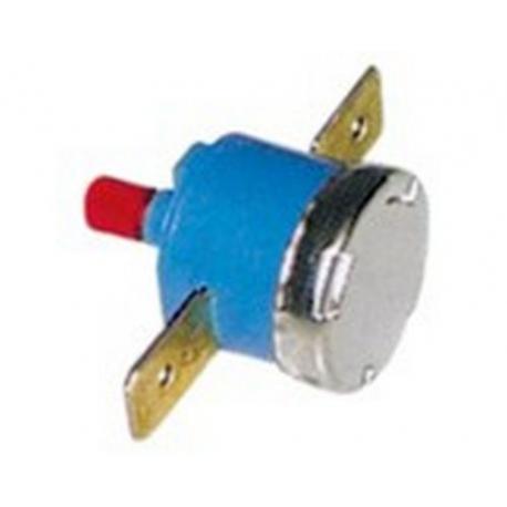 TIQ0093-THERMOSTAT 1 POLE TMAXI 110°C SECURITE OUI AVEC REARMEMENT