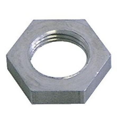TIQ68431-CONTRE ECROU 6 PANS 1/2 TROU