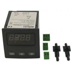 REGULATEUR ELECTRONIQUE EVCO EV7401J/K/PTC/NTC/PT100