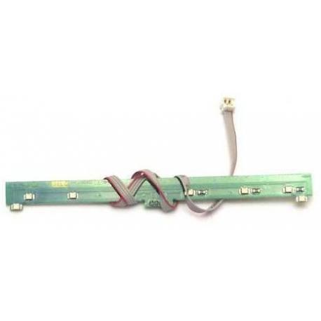 YI65524664-LIGNE ROUGE +LEDS+CABLE X P