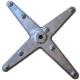 TIQ64153-BRAS DE LAVAGE LP48-8F-NSF ORIGINE LAMBER