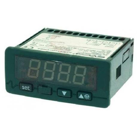 TIQ2300-THERMOSTAT EVCO 230V NTC/PTC