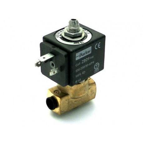 IQ6675-ELECTROVANNE PARKER 3VOIES 12W 24V CC ENTREE 1/8F SORTIE 1/8