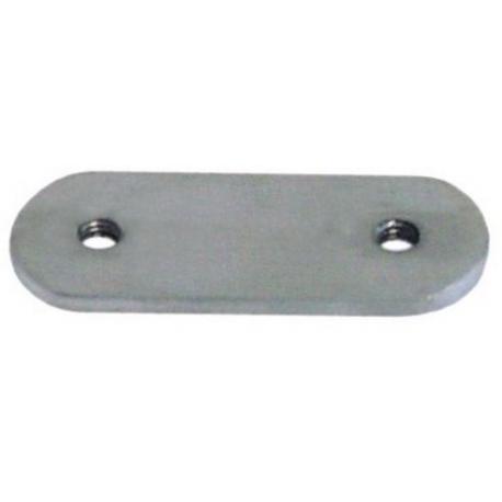 TIQ60092-PLAQUE TIGE POIGNEE