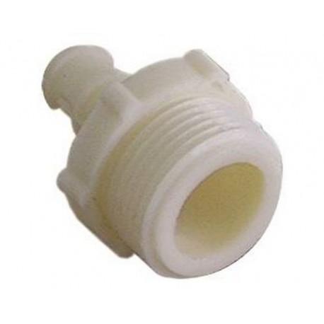 TIQ2032-EMBOUT VISSE PVC í10MM 3/4