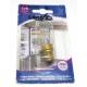 EVD6550-AMPOULE E14 - T22 - 15W - 220V