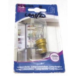 AMPOULE E14 - T22 - 15W - 220V