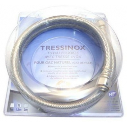 TUYAUX TRESSINOX GAZ NATUREL