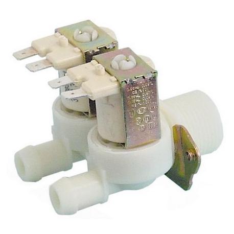 TIQ61741-ELECTROVANNE 2VOIES 230V