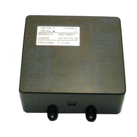 SVBQ33-CENTRALE GICAR 3D5 3GRCT 230V