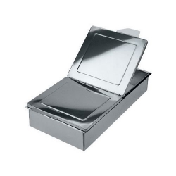 COUVERCLE INOX ISOLE DOUBLE