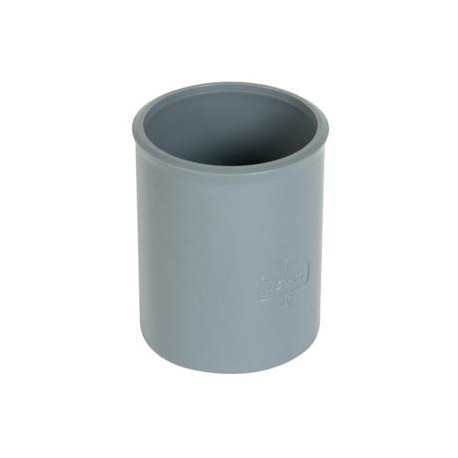 ITQ6651-MANCHON PVC EGAL DIAM 40MM