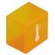 TIQ61259-BOUCHON THERMOMETRE ORANGE