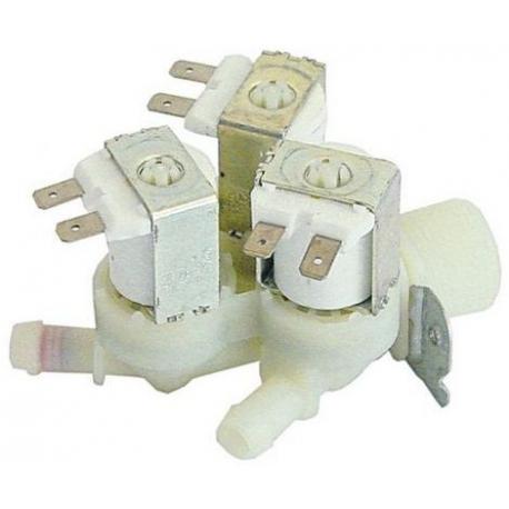 TIQ61297-ELECTROVANNE 230V 3V DROITES