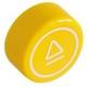 TIQ61368-BOUTON JAUNE D23MM ORIGINE
