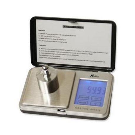 IQ320-BALANCE 200GR PRECISION 0.01GR COUVERCLE